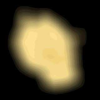 Landkarte mit Übernachtungsstopps