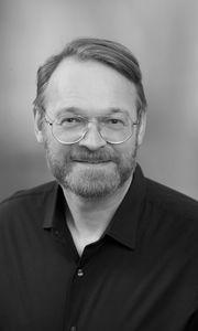 Portrait von Manfred von Hebel