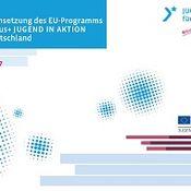 Titelbild von report 2017 - Die Umsetzung des EU-Programms Erasmus+ JUGEND IN AKTION in Deutschland
