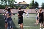 Teaser-Bild zu Jugendinitiative: Discover Football. Leidenschaft für den Sport - Kampf gegen Geschlechterstereotype