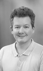 Portrait von Kolja Bienert