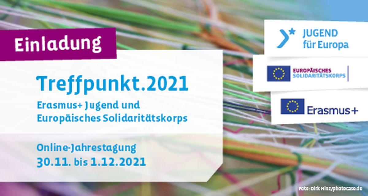 Systemrelevant: Europäische Jugendarbeit. Unser Angebot auf dem 17. DJHT