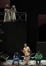 Gyula Orendt (Guglielmo), Lucio Gallo (Don Alfonso), Paolo Fanale (Ferrando), Federica Lombardi (Fiordiligi), Marina Viotti (Dorabella)