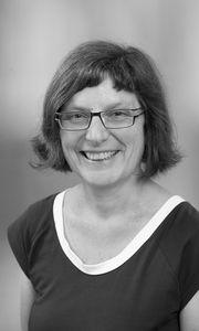 Portrait von Ingrid Müller