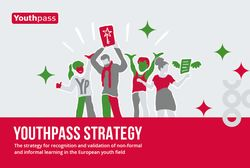 Youthpass Strategy cover