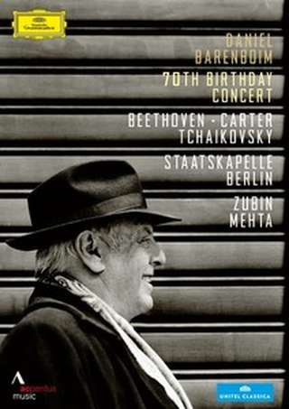 DVD Birthday Concert Daniel Barenboim
