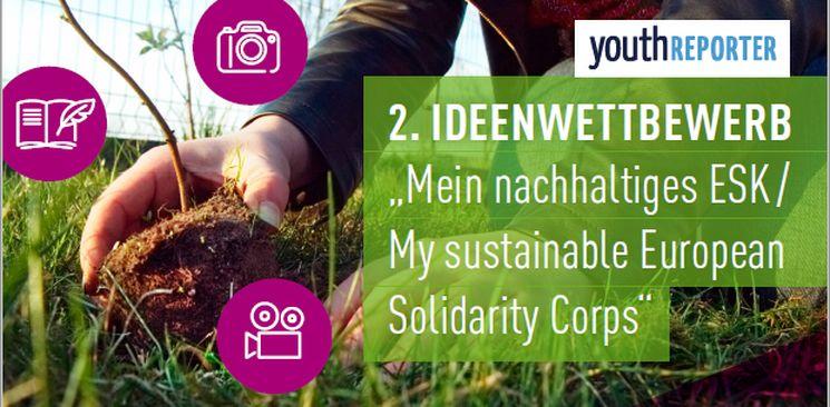 Youthreporter Ideenwettbewerb Banner
