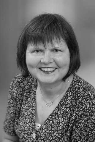 Portrait von Karin Schulz