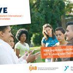 Titelbild von JiVE: Jugendarbeit international - Vielfalt erleben