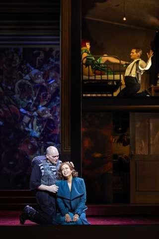 Szenenfoto Rigoletto