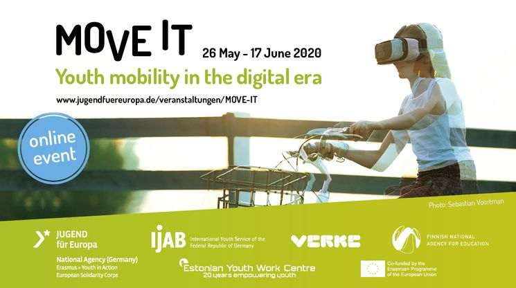 MOVE IT Youth mobility in the digital era (online event)