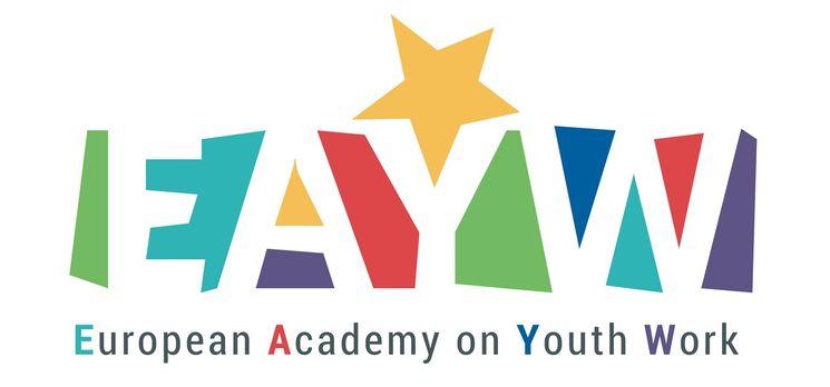Logo der European Academy on Youth Work