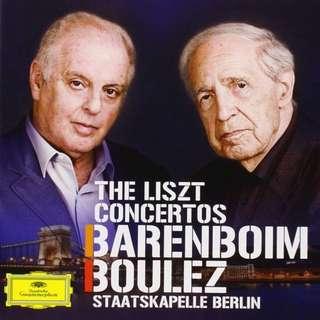 CD Liszt
