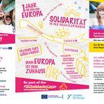 Titelbild von Dein Jahr für Europa  - Starte deinen Freiwilligendienst