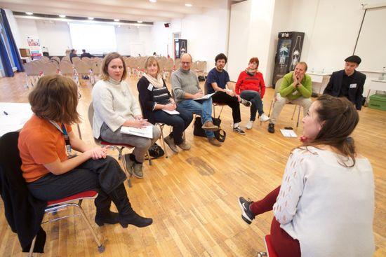 Teaser-Bild zu Ein Ort für neue Netzwerke und Partnerschaften