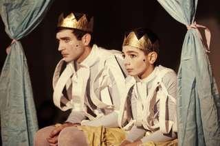 Daniel Arnaldos (Prinz) und Mitglied des Kinderopernhauses Unter den Linden
