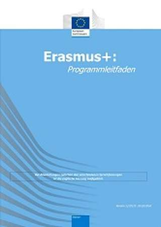 Erasmus+ Programmleitfaden 2020