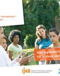 Coverbild der Publikation JiVE: Jugendarbeit international - Vielfalt erleben