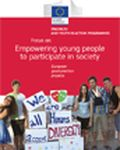 Coverbild der Publikation Focus on: Empowering young people to participate in society
