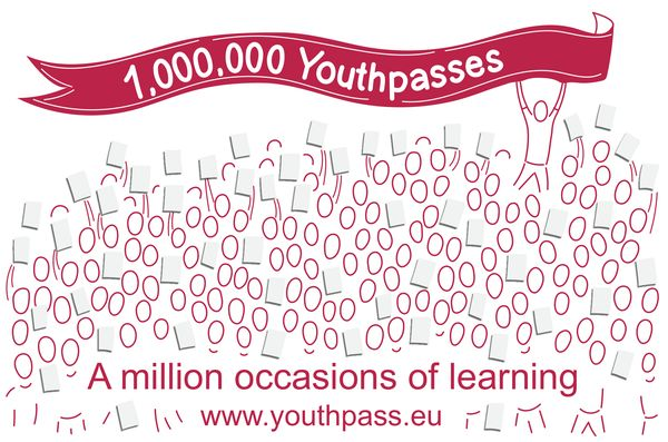 Eine Million Youthpass Zertifikate