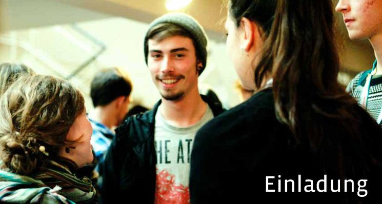 Einladung Jugend bewegt Europa