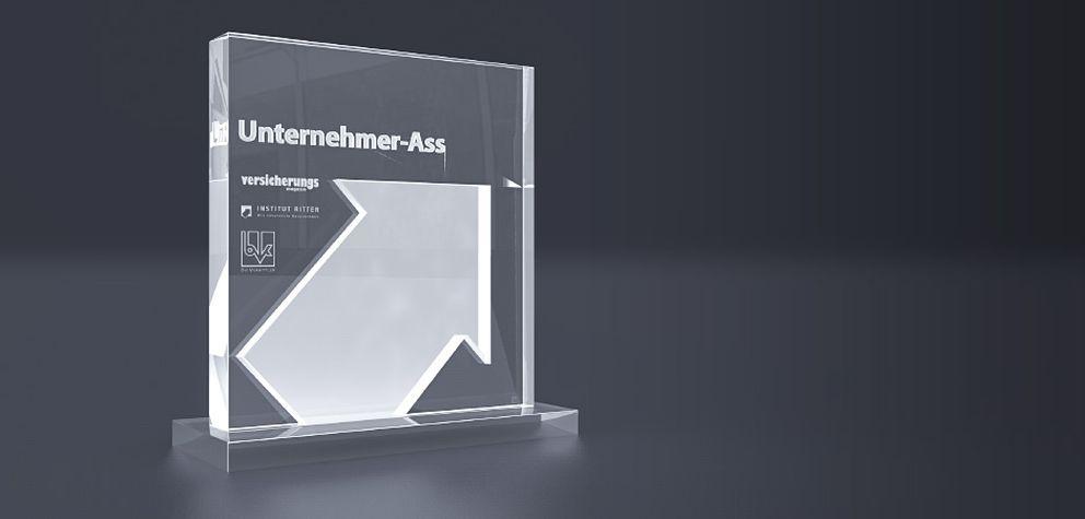 Bild zu BVK Thema: Award Unternehmer-Ass