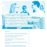 Titelbild von Länderübergreifende Peer Learning-Aktivitäten als Instrumente zur Verbesserung der jugendpolitischen Zusammenarbeit in Europa