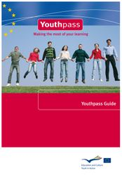 Cover of the Youthpass Guide