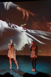 Teaser-Bild zu Jugendbegegnung - Die 3 ½ Tage-Performance