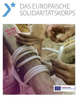 Das Europäische Solidaritätskorps 2018-2020