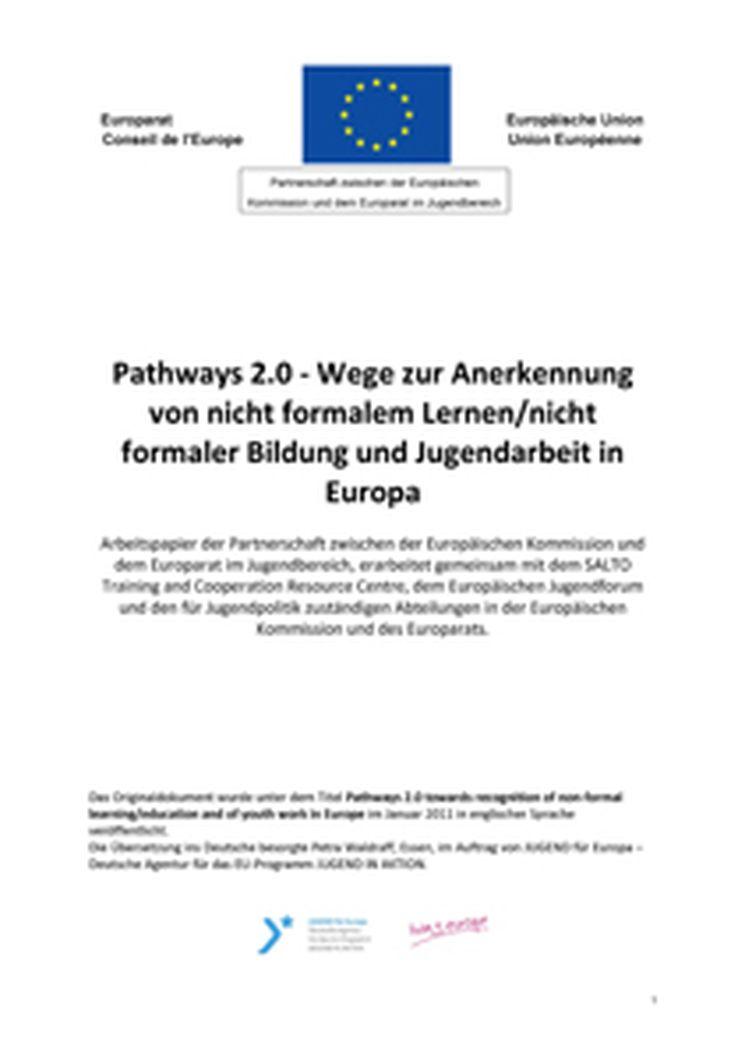 Titelblatt von Pathways 2.0