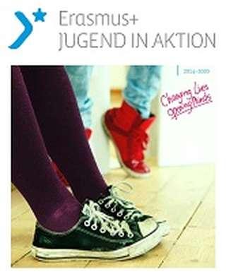 Kurzbroschüre Erasmus+ JUGEND IN AKTION