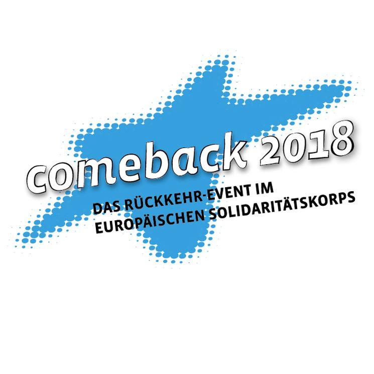comeback 2018: Anmeldung geöffnet