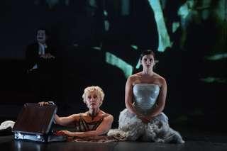 Maria Husmann (Tilla 2) und Josephine Renelt (Tilla 1)