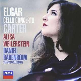 CD Elgar Cello
