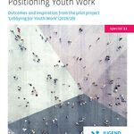 Titelbild von special 12 – Engaging in Lobbying. Positioning Youth Work