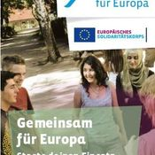 Titelbild von Gemeinsam für Europa - Starte deinen Einsatz im Freiwilligenteam