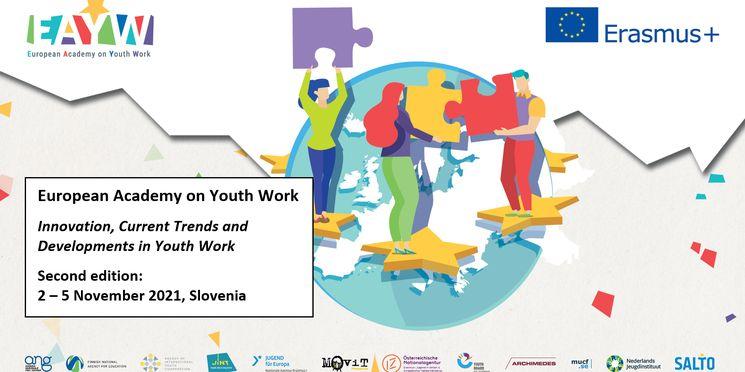 Beiträge für zweite European Academy on Youth Work