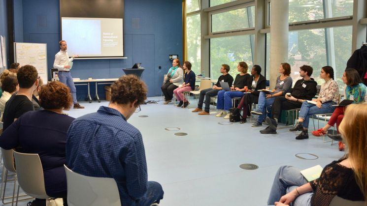 Vortrag Basics of Intercultural Opening von Oliver Borszik