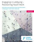 Coverbild der Publikation special 12 – Engaging in Lobbying. Positioning Youth Work
