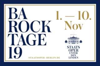 Barocktage 2019 Visual