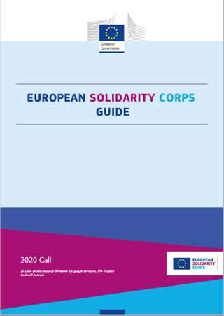 European Solidarity Corps Guide 2020