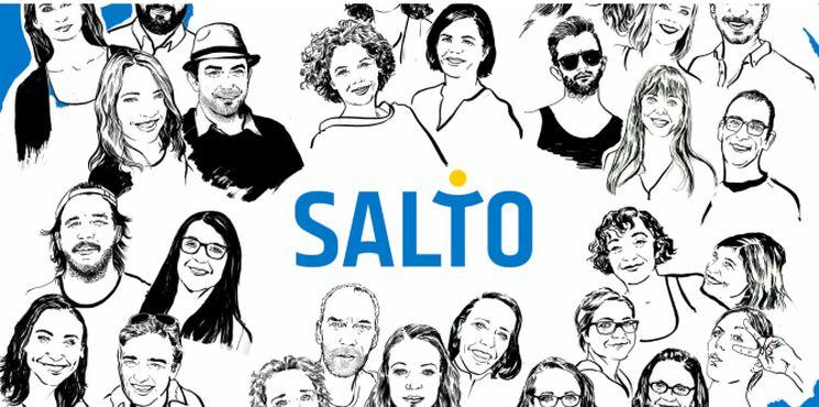 Illustration des SALTO-Teams