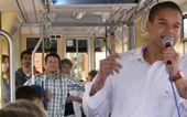 Teaser-Bild zu Strukturierter Dialog - Politik in der Straßenbahn