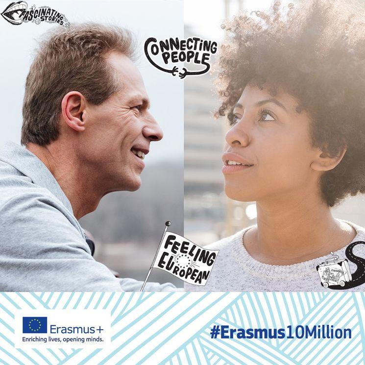 connecting people - Foto-Wettbewerb der EU-Kommission