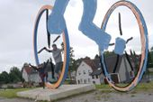 Teaser-Bild zu Strukturierter Dialog: Mit dem Rad zu den jungen Deutschen