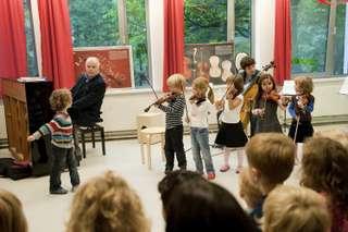 Musikkindergarten (c) Monika Rittershaus