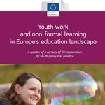 Titelbild von Youth work and non-formal learning in Europe's education landscape