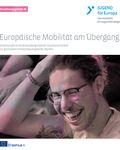 Coverbild der Publikation Europäische Mobilität am Übergang III - Kommunale rechtskreisübergreifende Zusammenarbeit für grenzüberschreitende Angebote stärken