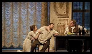 Produktionsfoto: Tosca